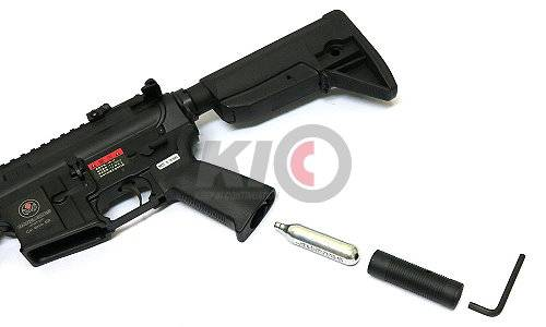 Rare Arms AR-15 拋殼式 CO2 動力槍