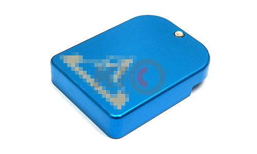 PRO-ARMS TTI Style Magbase for TM Hi Capa Series - Blue