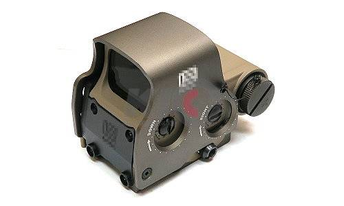 Evolution Gear EXPS3-0 Holo Sight (Commercial Marking / US Flag) - FDE