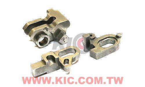 KM Stainless Steel Valve Knocker & Hammer & Sear Set for Marui M&P9