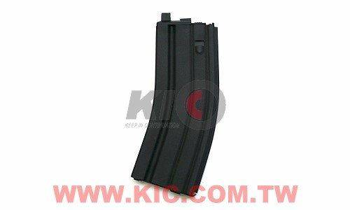 WE Gas Magazine for M4 / M16 / 888 / SCAR / PDW GBB (Open Bolt / Black) - 30 Rds