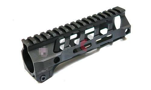 Iron Airsoft F-Style M-LOK SWITCH™ MOD2 Rail System for PTW / WA GBBR - 6.7 inch - Black (1610Y)