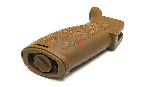 VFC G28 V7 Grip for Umarex / VFC HK416 / HK417 / G28 GBB Series - TAN