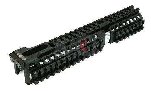 LCT Z Series B-30 Tactical Lower Extension Handguard for LCK74 Series