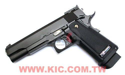 WE HI-CAPA 5.1 R-Version 瓦斯槍