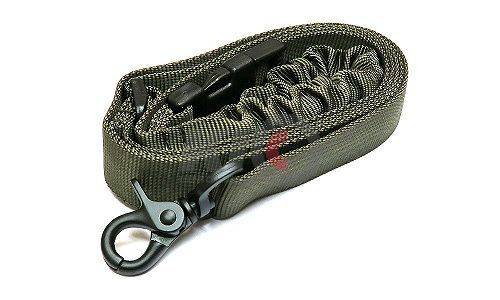 G&G Single Point Bungee Rifle Sling - OD