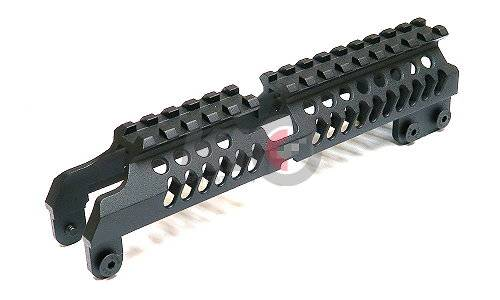 LCT Z Series B-31 Tactical Upper Extension Handguard for LCK74 Series