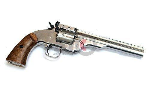 WG Smith & Wesson Model 3 MAJOR CO2 轉輪手槍 - SV