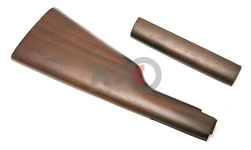 A PLUS Walnut Wood Stock Set for Umarex / WG Legends Cowboy CO2 Rifle (Winchester M1894)
