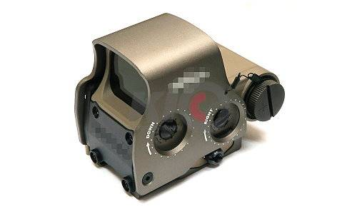 Evolution Gear EXPS3-0 Holo Sight (Commercial Marking / EOT & Sight) - FDE