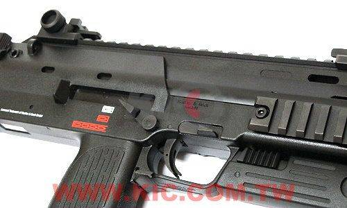 Umarex / KWA MP7A1 瓦斯槍 - BK