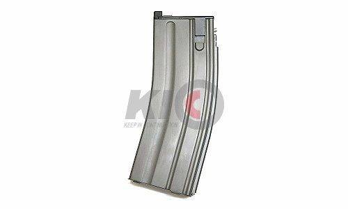 GHK Lightweight Gas Magazine for M4 GBB - 40 Rds