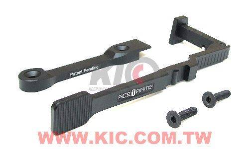 Ace 1 Arms KRISS Vector Right Hand Magazine Release for KWA KRISS GBB