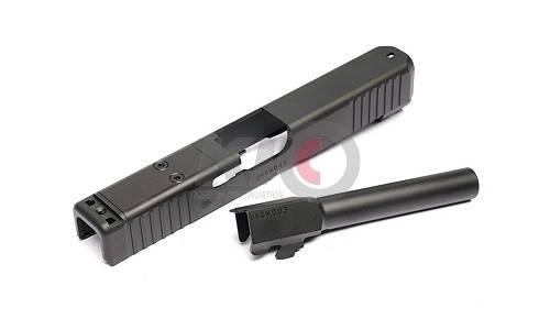 S-A-A G47 DHS CBP Aluminum Slide Set for Umarex / VFC G45