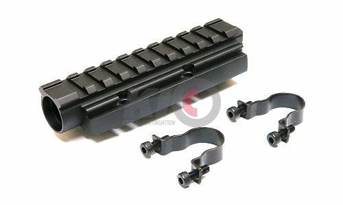 LCT AK Forward Optical Rail System ( 118.5 mm )