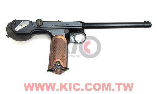 HWS Borchardt Model 1893 Caliber 7.65 - DX
