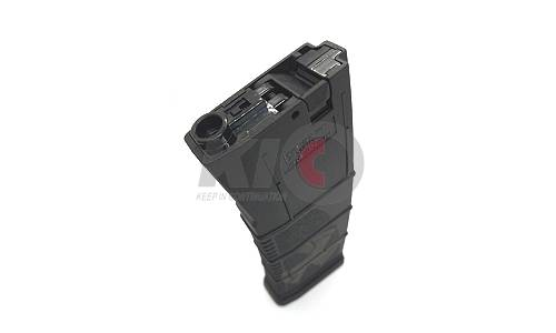 G&G × Cobalt Kinetics - BAMF Auto-Drop Advance Magazine for G2 Rifle Series AEG (Black) - 90 Rds