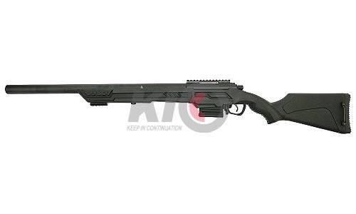 Action Army AAC T11 Sniper Rifle - BK