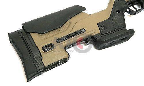 Action Army AAC T10 Sniper Rifle - FDE