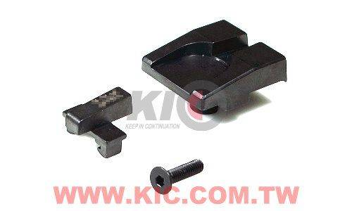 Detonator SFA + Trijicon Custom Type Front / Rear Sight Set For TM XDM