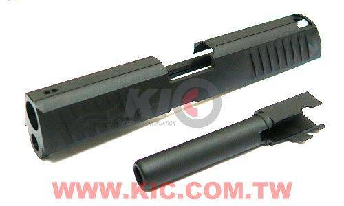 SAT Steel Slide & Ou|-KIC Airsoft Shop English Site @ Taiwan-Products