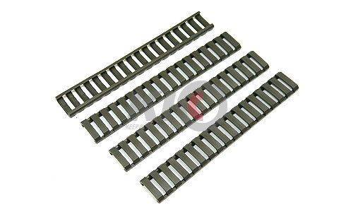 G&G Ladder Rail Panel Set - OD Green