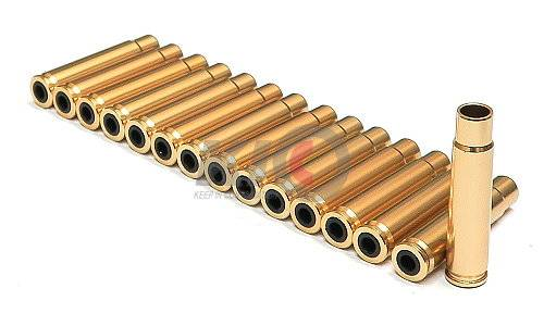 Rare Arms Metal Cartridge Set (15 Pcs) for AR-15 Shell Ejecting CO2 Blowback Carbine