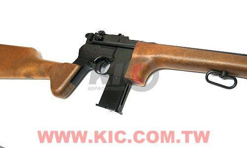 WE M712 GBB Carbine |-KIC Airsoft Shop English Site @ Taiwan