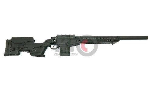 Action Army AAC T10 Sniper Rifle - BK