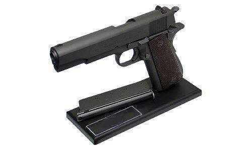 King Arms Display Stand ( 1911 / Colt , Black )