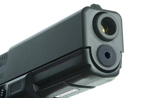 Guarder CNC Steel Outer Barrel for MARUI G17 Gen4 (Black)