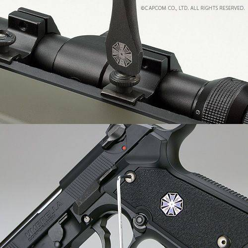 MARUI × GodHand × ©CAPCOM - Maintenance Tool Set for Airsoft Gun - BIOHAZARD Umbrella Model