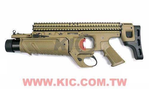 VFC Mk13 Mod 0 EGLM |-KIC Airsoft Shop English Site @ Taiwan