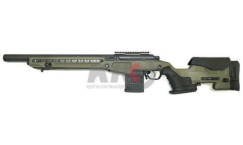 Action Army AAC T10S Sniper Rifle - OD