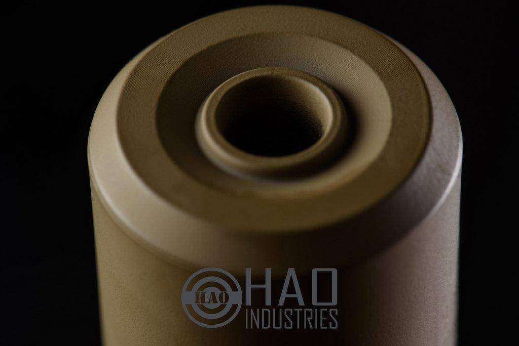 HAO SF 556RC Mock Suppressor - Airsoft Type - Coyote Tan