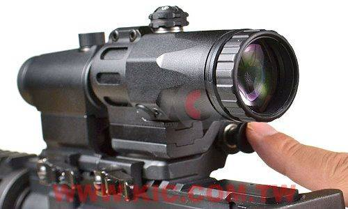 Novel Arms 3X Tactical Magnifier