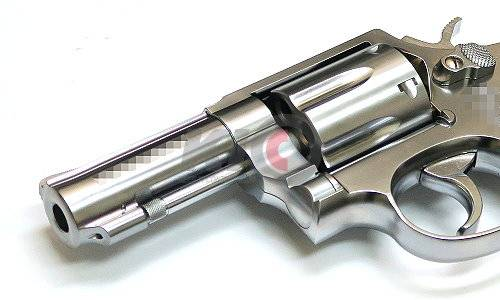 TANAKA S&W M65 .357 Magnum 3 inch - Stainless Finish - Ver.3