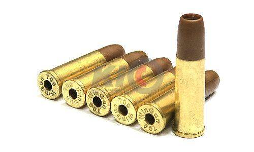 WG BB Cartridge Set (6 Pcs) for WG Sport 7 Series & ASG Dan Wesson 715 CO2 Revolvers