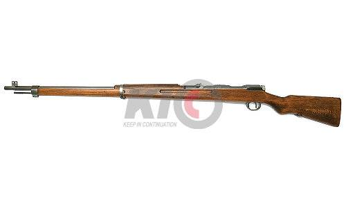 TANAKA Japanese Type 38 Infantry Rifle (Gas Powered) - Grey Steel Finish - Ver.2