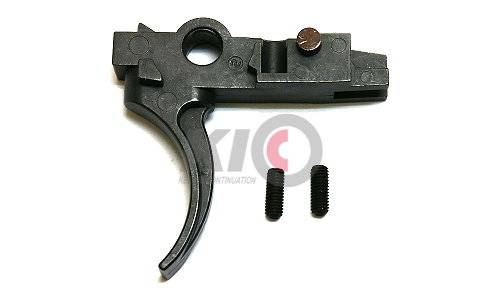 GunsModify MIM Steel MWS Trigger Stock Ver. For Marui M4 MWS Series