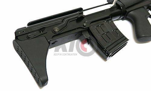 Bear Paw Production OTs-03 SVU GBB Sniper Rifle (STD)